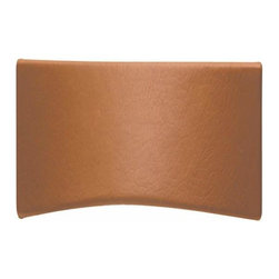 Hafele - Hafele: Handle: Zinc: Leather: Toffee: M4: Center To Center 96mm - Hafele: Handle: Zinc: Leather: Toffee: : Center To Center 96mm