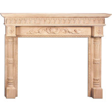 Traditional Fireplace Mantels by Inviting Home Inc