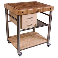 Kitchen Islands And Kitchen Carts by KitchenSource.com