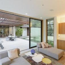 by Modern Custom Homes, LLC