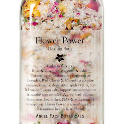 Flower Power Healing Bath Salts