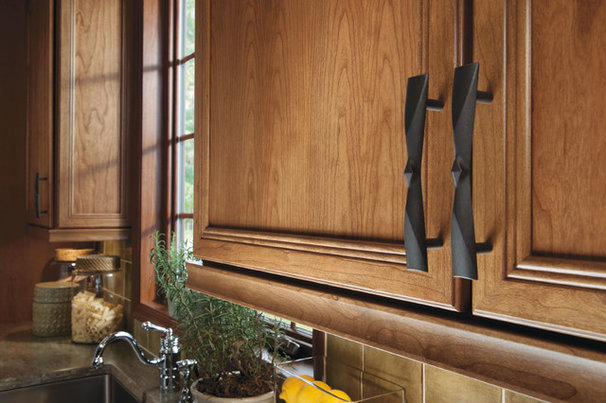 Traditional Cabinet And Drawer Handle Pulls by MasterBrand Cabinets, Inc.