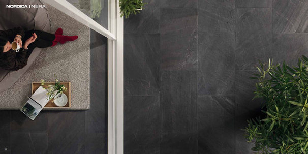 Contemporary Flooring by Cercan Tile