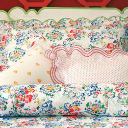 New York Mille Fleurs Luxury French Linens - If money were no object, I'd make sure my bed was always dressed in freshly pressed D. Porthault sheets. Their floral patterns are classics that won't soon go out of style, and I've heard they're just as lovely to the touch as they are to the eyes.