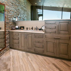 Modern Bathroom Vanities And Sink Consoles by Kitchen & Bath Cottage