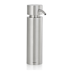 Duo Free-Standing Soap Dispenser, Brushed