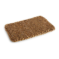 Origin Crafts - Seagrass rectangular placemats set/8 - Seagrass Rectangular Placemats Set/8 Dimensions (in):18 x 12 By Napa Home & Garden - Napa Home & Garden is a wholesale manufacturer of distinctive home & garden decorative accessories. Estimated Delivery Time 1-2 Weeks. Please be aware that some products are handmade and unique therefore there may be slight variations in each individual product.