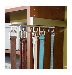 modern hooks and hangers by EasyClosets