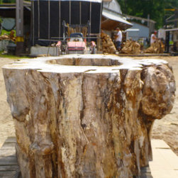 Maple Table Base 3444x1 - Maple Table Base. This can be viewed along with our full inventory of wood slabs, table bases, and burls on our website: www.BerkshireProducts.com