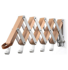 eclectic clothes racks by Manufactum