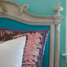 Headboards by Amanda Austin Interiors