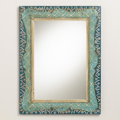 Eclectic Wall Mirrors by Cost Plus World Market