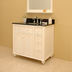 25 nautical beach cottage style bathroom vanities and sink consoles