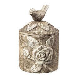 Joshua Marshal - Bird Box In Distressed Finish - Bird Box In Distressed Finish