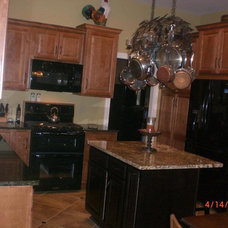 Traditional Kitchen Cabinetry by Caruso's Cabinets
