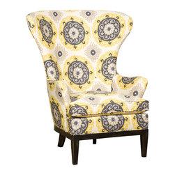 Vanguard Furniture - Vanguard Furniture Park Chair V315-CH - Vanguard Furniture Park Chair V315-CH