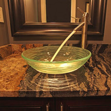 Vanity Tops And Side Splashes by Marble Deluxe