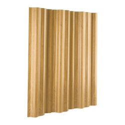 Eames® Molded Plywood Folding Screen - Design Within Reach - Back in 1946 in the middle of all of their experimentation with molded ply, Charles and Ray Eames created a freestanding privacy screen. Available in ash, ebony, walnut or cherry.