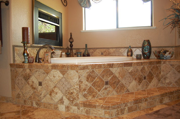 Traditional Bathroom by LoneStar Home Solutions