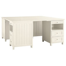 Contemporary Desks And Hutches by PBteen