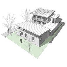 Contemporary Rendering Designed for Habitat