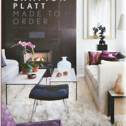 """""""Made To Order"""" - Here's an elegant book about home décor, in classic and soft hues."""
