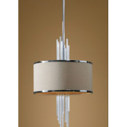 "21944 Aurora, 2 Lt Pendant by uttermost - Get 10% discount on your first order. Coupon code: ""houzz"". Order today."