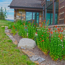 Rustic Landscape by Neils Lunceford, Inc.