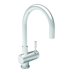 """Newport Brass - Newport Brass 2008 East Linear Single Handle WaterSense Certified Bar Faucet - East Linear Single Handle Low Lead Compliant WaterSense Certified Bar Faucet with Metal Lever HandleSince 1989, Newport Brass has developed, designed and delivered classically constructed versatile suites of timeless kitchen, bath and shower products for the discerning customer. With 20 years of commitment to well engineered solid brass designs and an undisputed reputation for performance and durability, Newport Brass continues to handcraft the finest fixtures with strict testing and quality assurance measures.Features:Single Handle Bar FaucetSingle Hole InstallationSingle Hole InstallationSwivel FaucetSolid brassLow Lead CompliantWaterSense CertifiedADA CertifiedReadyship Available Finishes - Finishes guaranteed to be in stock by Newport BrassOil Rubbed BronzeSatin NickelStainless SteelPolished Chrome Finish Features:Available in 25 beautiful finishesNew Industry Leading lacquer Finish ProcessIAPMO Certified and testedLong Life Finishes - 10 Year WarrantyDurable, color protected, scratch resistantGreen, low VOC, energy efficient finishing processSpecifications:Spout Reach : 7-9/16""""Spout Height : 7-7/16""""Overall Height : 12-7/8"""""""