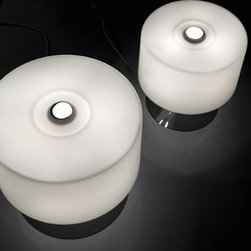 Funghi Table Lamp By Modiss Lighting - Funghi by Modiss is a series of table and ceiling lights.