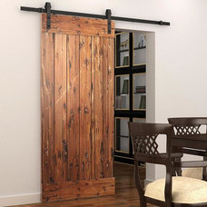 Rustic Interior Doors Sliding Barn Door