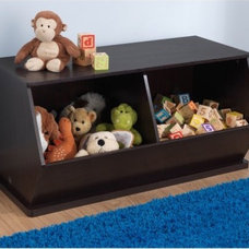 traditional toy storage by Hayneedle