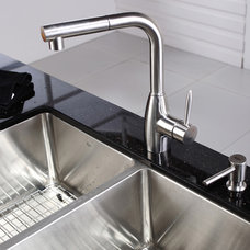 Contemporary Kitchen Faucets by ExpressDecor