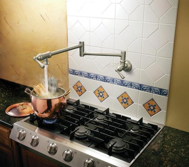 Mediterranean Pot Fillers by PlumbingDepot