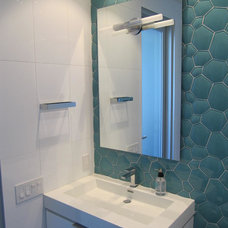 Modern Tile by Classic Tile and Mosaic