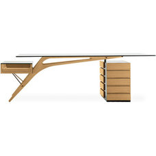 modern desks by EcoFirstArt