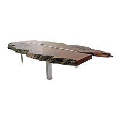 Mid-Century Modern Nkashima Style Coffee Table - $5,000 Est. Retail - $3,199 on -