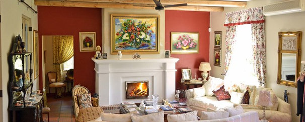 Eclectic Indoor Fireplaces by Biofire Fireplaces, Cape Town, South Africa