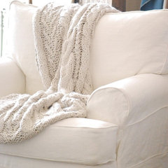 traditional throws by Shabby Chic Couture
