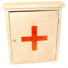 traditional medicine cabinets by Etsy
