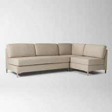 Contemporary Sectional Sofas by West Elm