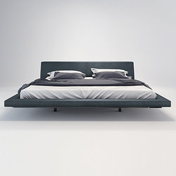 Modloft | Limited Edition Summer Blue Jane Bed -