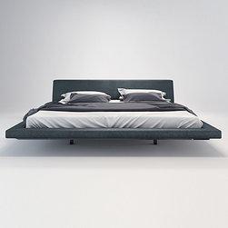 Modloft | Limited Edition Summer Blue Jane Bed -