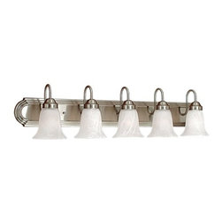Millennium Lighting - Millennium Lighting 485 5 Light Bathroom Vanity Light - Features: