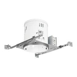 "Juno Lighting - TC45 6"" MR16 Low Voltage Non-IC New Construction Housing - 6"" MR16 Low Voltage Non-IC New Construction Housing"