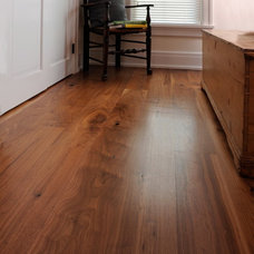 Traditional Hardwood Flooring by Woodwrights Wide Plank Flooring