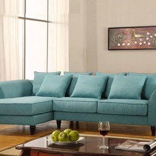 Contemporary Sectional Sofas by MIG Furniture Design, Inc.