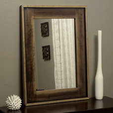 Rustic Mirrors by KennethDante Woodworks