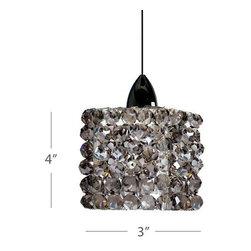 WAC Lighting - WAC Lighting MP-LED539 Mini Haven 4 Watt LED Monopoint LEDme Pendant - Features: