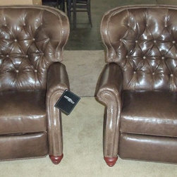 2012 Customer Custom Orders - Comfort Design Marquis Recliner at Barnett Furniture in Trussville / Birmingham, Alabama